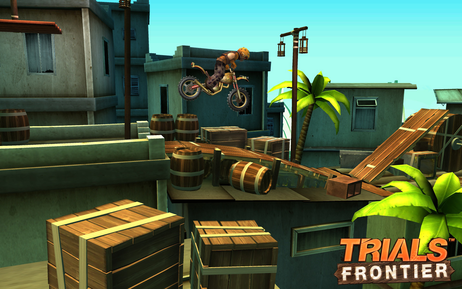 iOS App of the Day: Trials Frontier
