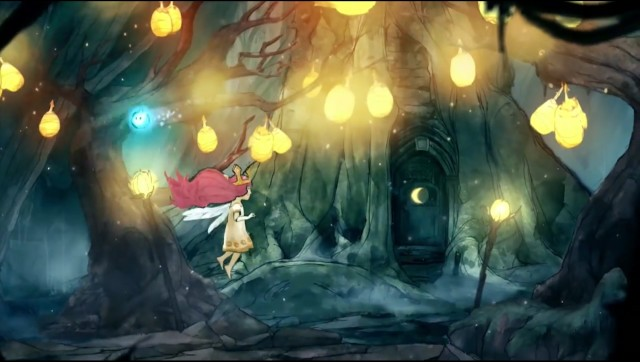 Child of Light grows up in amazing gameplay footage