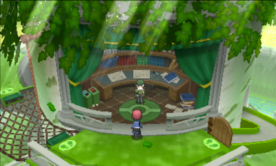 Pokémon X Y Gym Leader Walkthrough – Courmaline City