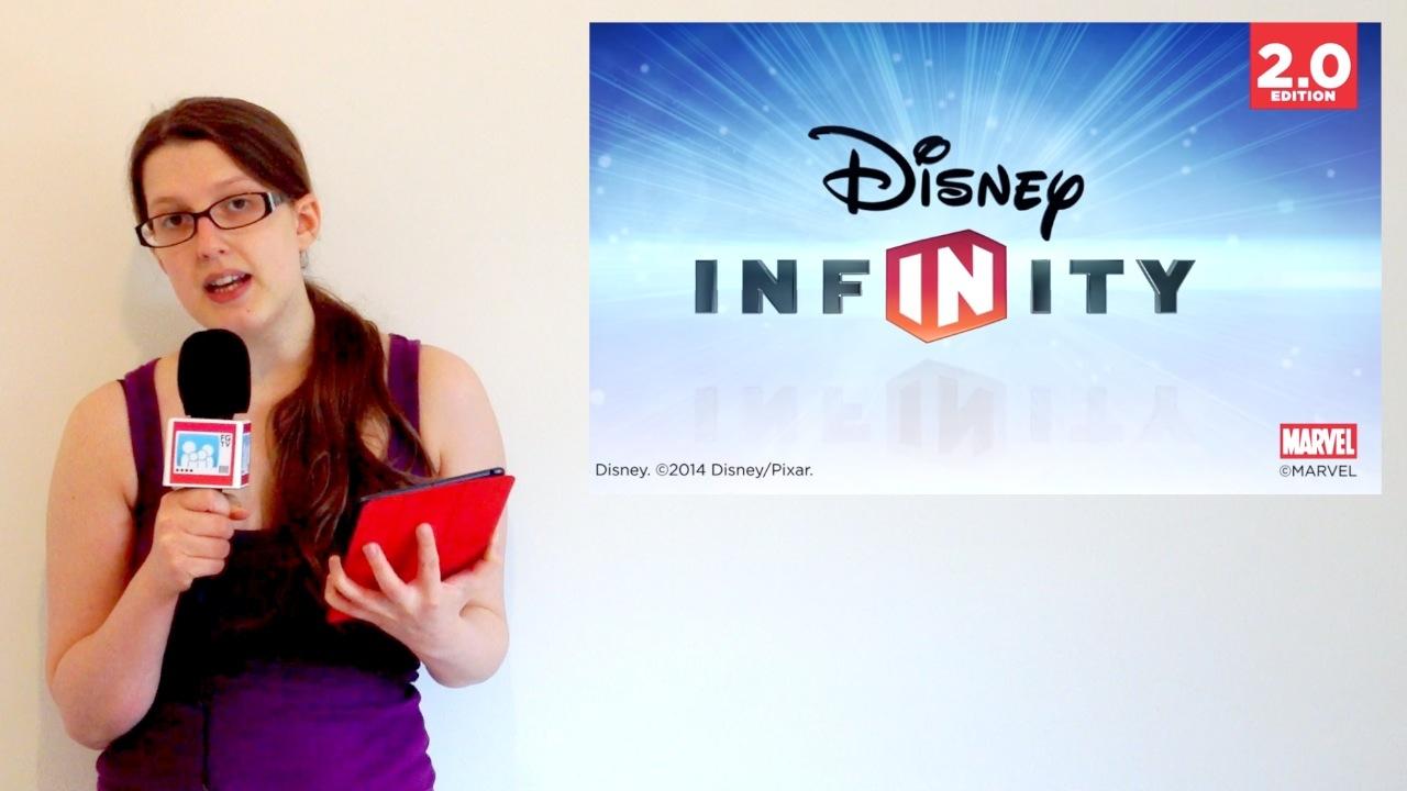 Family Gamer TV News – Disney Infinity 2 & Skylanders 4