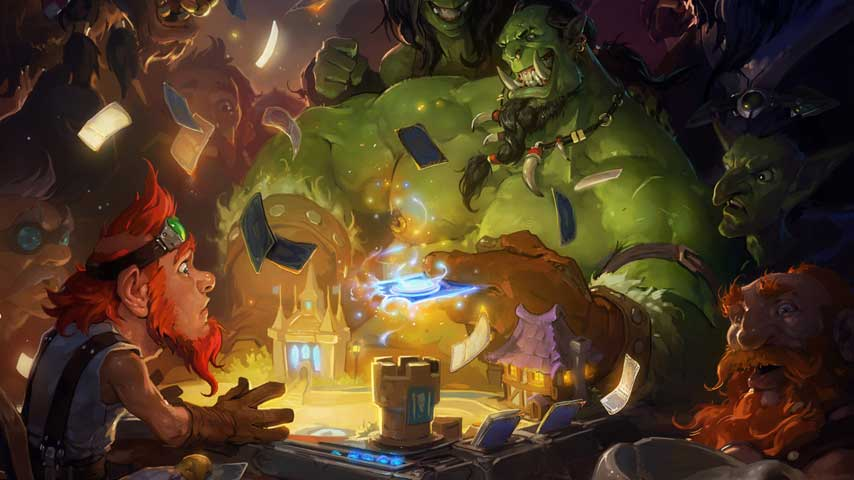 Hearthstone on iPad: see it in action here!