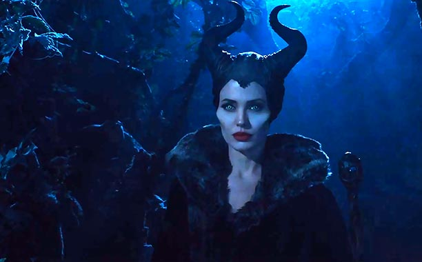Maleficent on iOS and in Disney Infinity