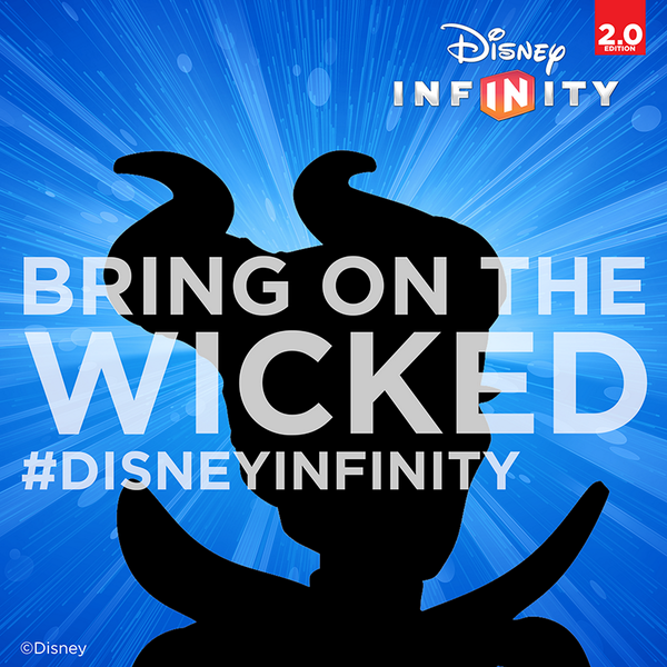 Maleficent teased for Disney Infinity 2.0