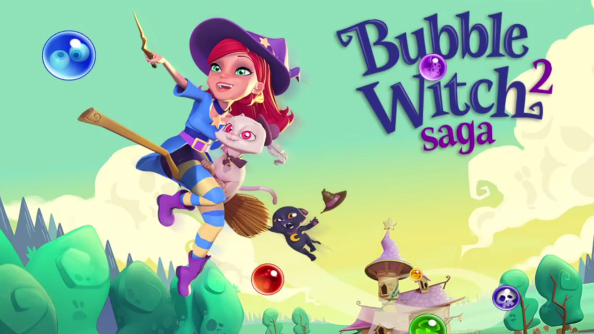 Bubble Witch Saga 2 coming to iOS