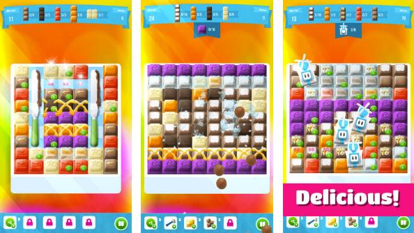 Choco Blocks