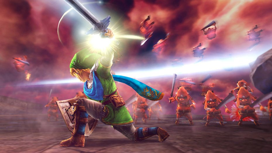 Agitha steps up for Hyrule Warriors