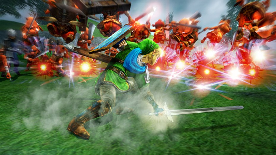 Awesome new Hyrule Warriors trailer