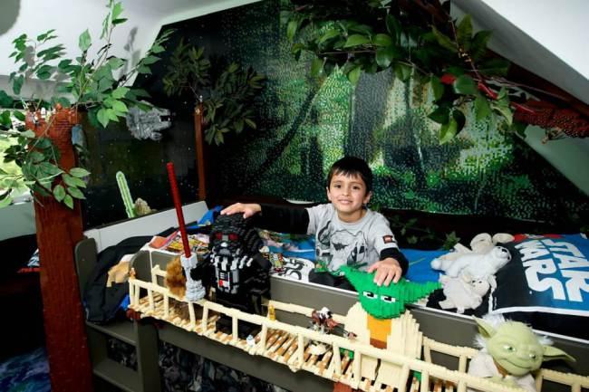 LEGO Star Wars bedroom 2