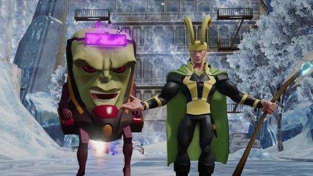 Spot the heroes in Disney Infinity 2.0 Avengers Play Set trailer