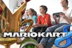 Mario Kart tournament 1