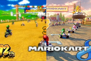 MarioKart 8 wiivwiiu