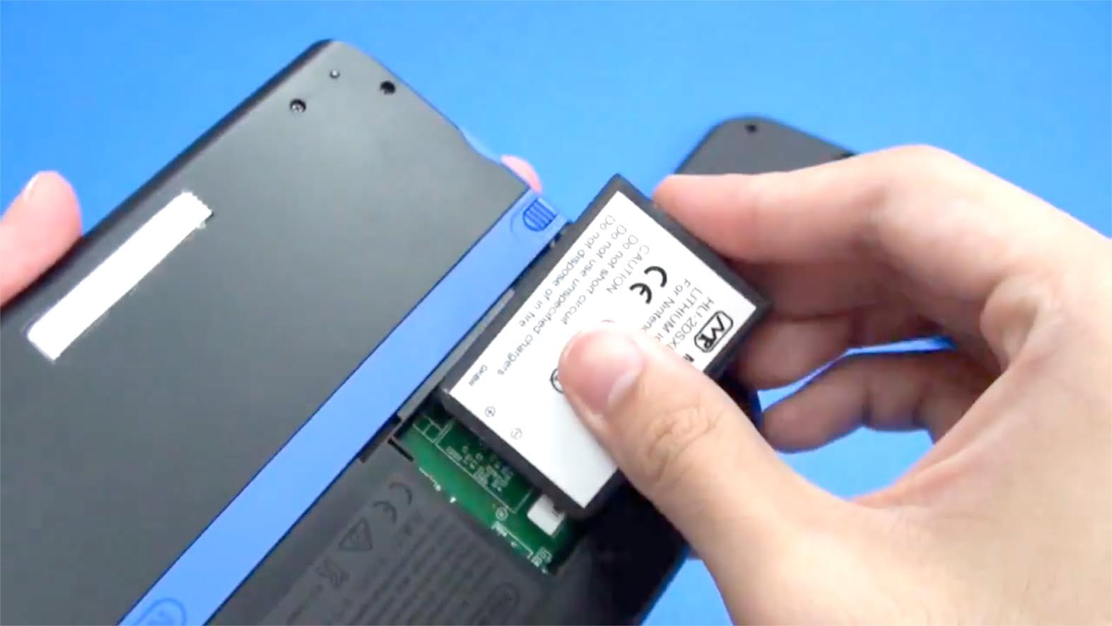 New 2DS Mugen battery pack boosts play time