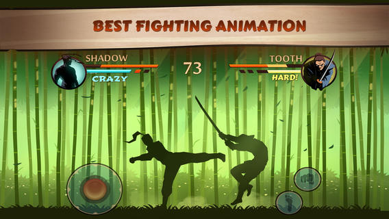 iOS App of the Day: Shadow Fight 2
