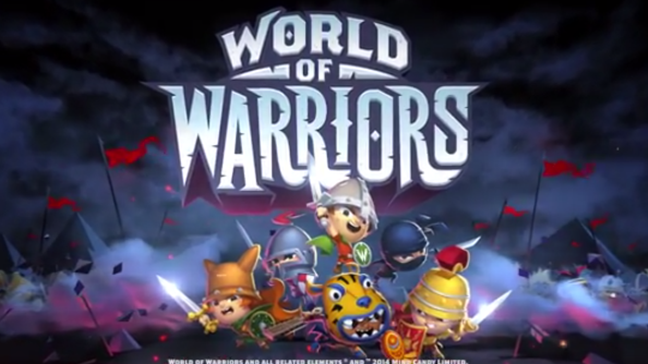 World of Warriors is the next big thing from Mind Candy