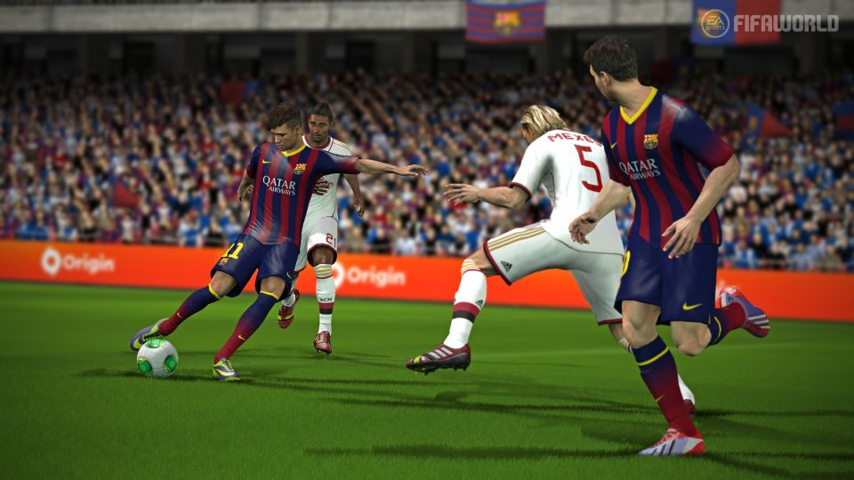 Play FIFA World for free!