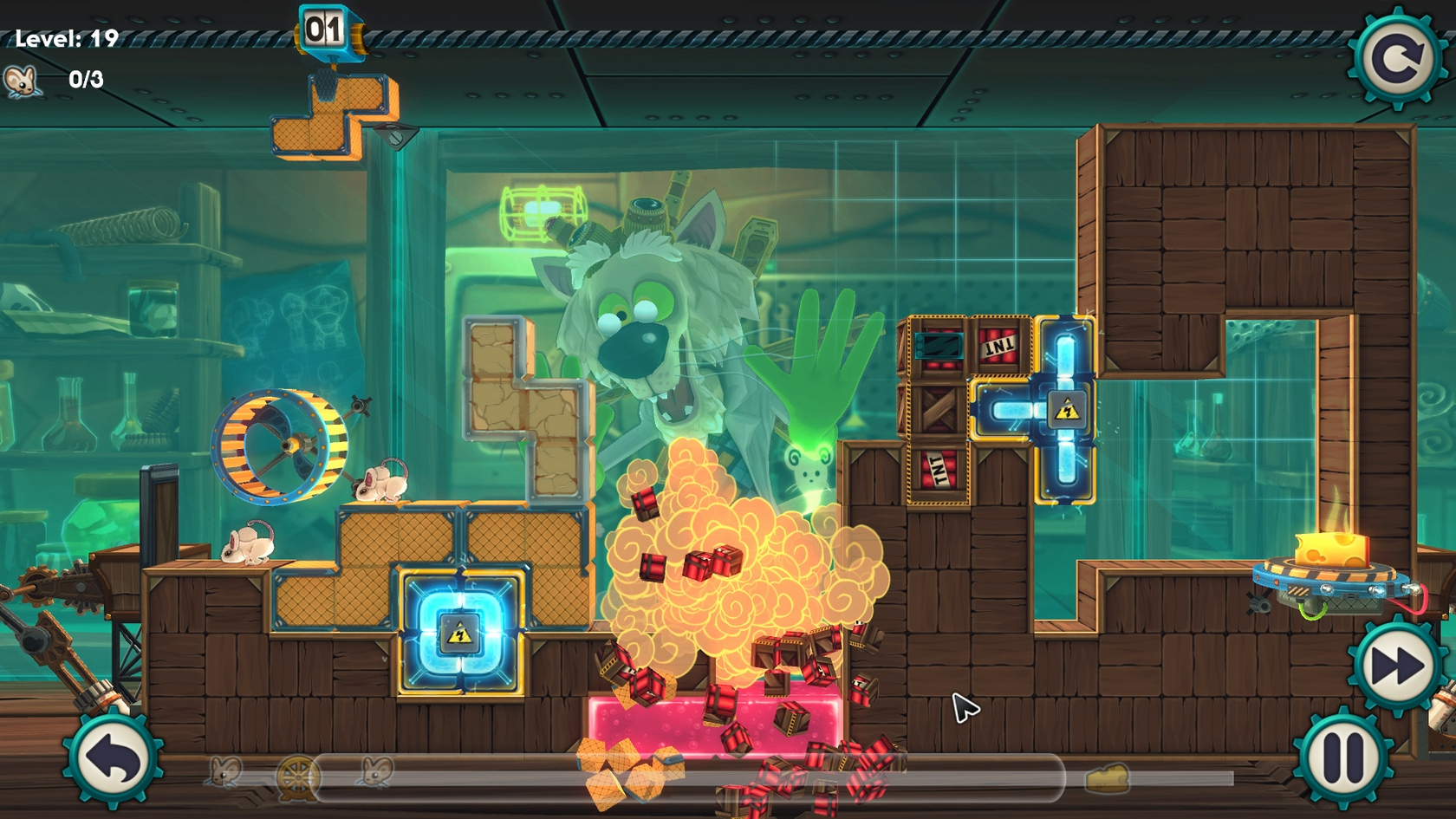 MouseCraft coming to PS3, PS4, and PS Vita