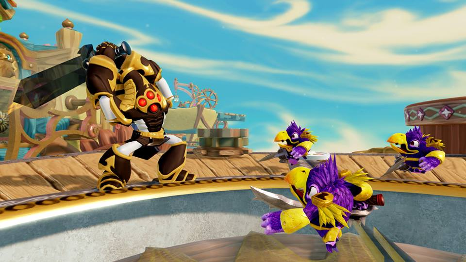 Meet the new Trap Masters from Skylanders Trap Team