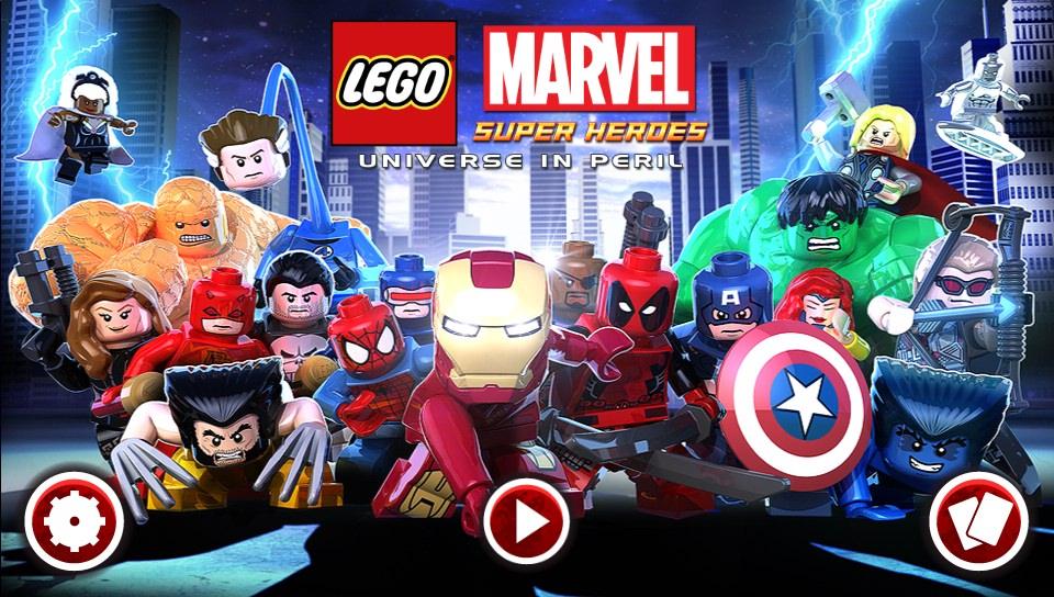 LEGO Marvel blasts onto iOS