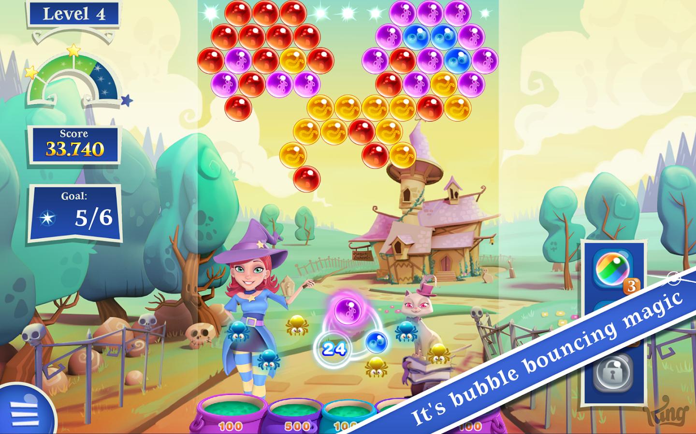 Bubble Witch Saga 2 01