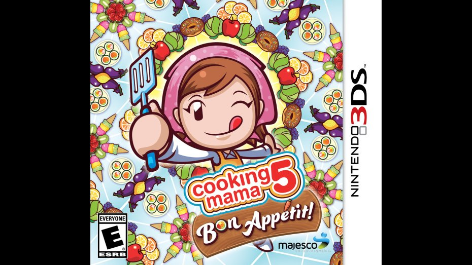 Cooking Mama preparing a new 3DS game this September