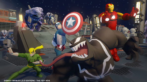 New Disney Infinity 2.0 trailer brings the carnage