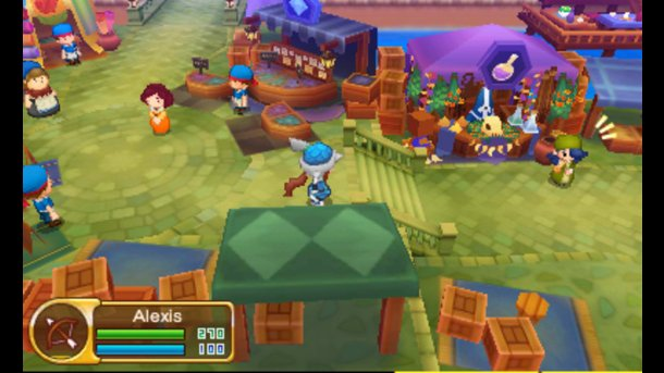 Fantasy Life coming to 3DS this September