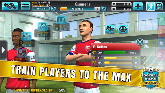 Football Kicks 01