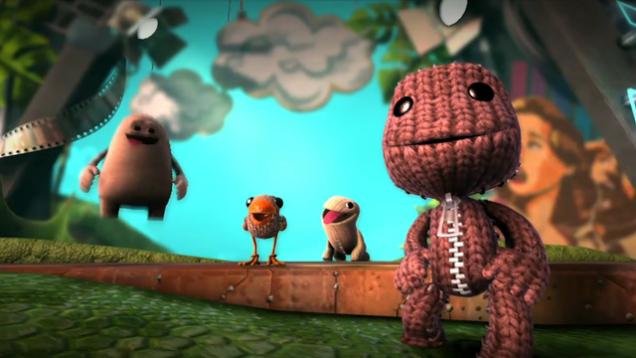 LittleBigPlanet 3 revealed!