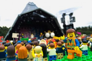 LEGO Glastonbury