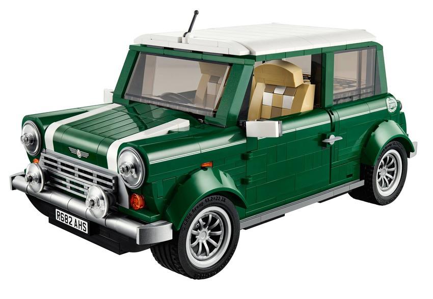 LEGO mini cooper 01