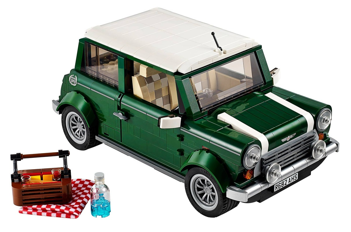 Get on the road with this LEGO Mini