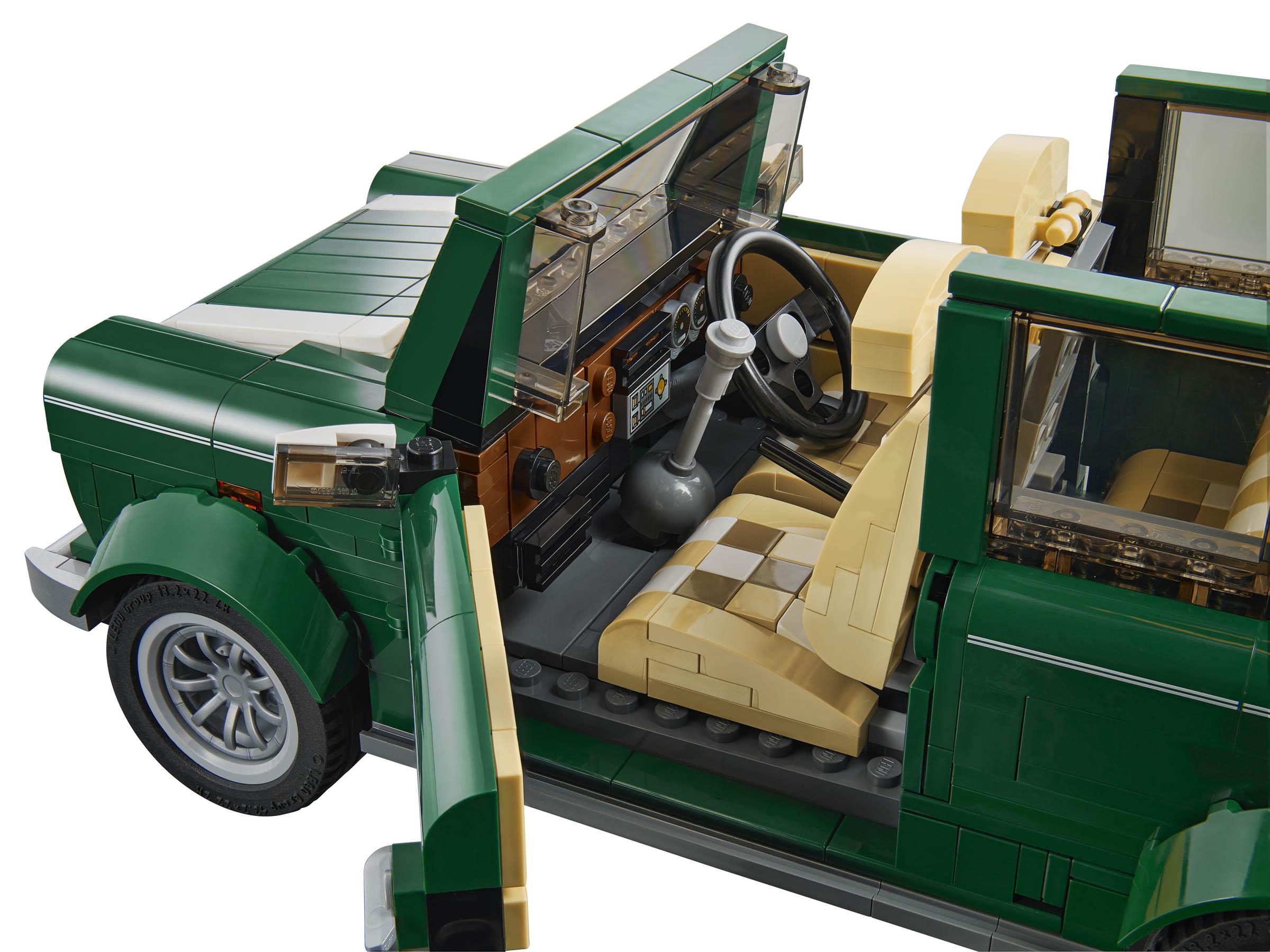 LEGO mini cooper 03