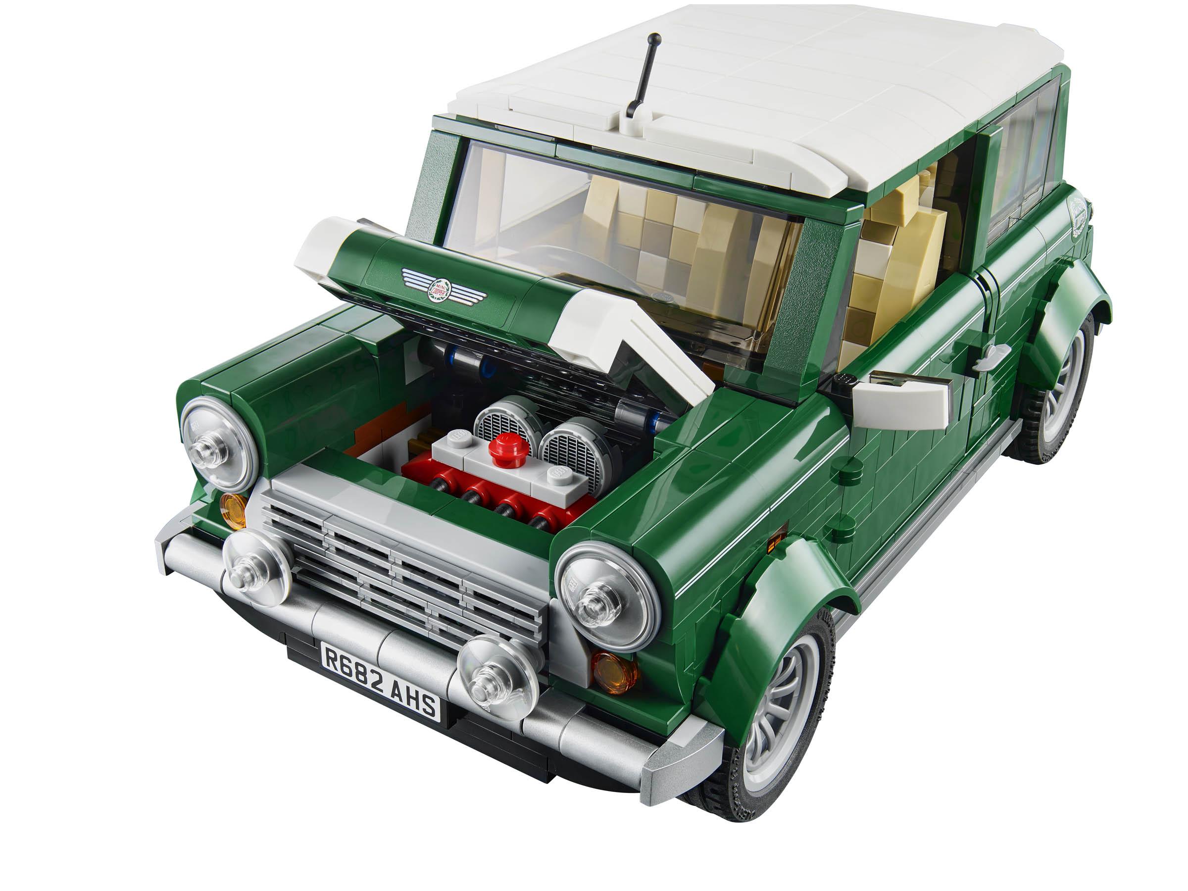 LEGO mini cooper 04