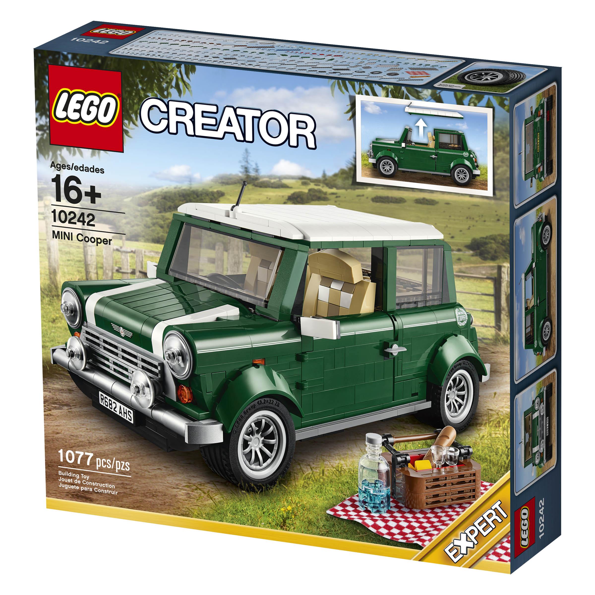 LEGO mini cooper 05
