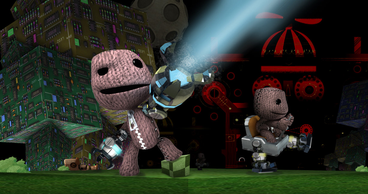 LittleBigPlanet 3 will release on PS3