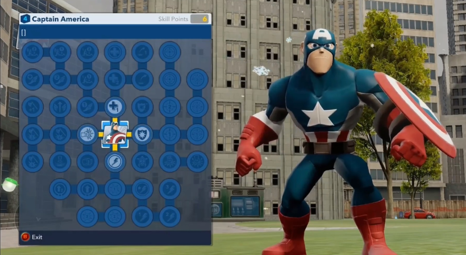 Hands-on with Disney Infinity 2.0 Skills Trees and Power Discs
