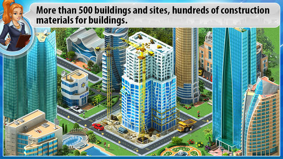 iOS App of the Day: Megapolis