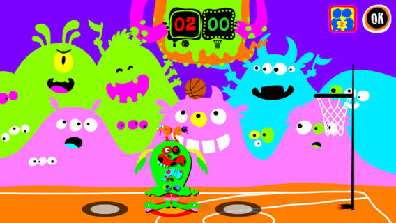 iOS App of the Day: Monsters Mixer