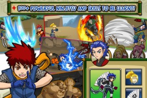 Ninja_Saga_(iOS)_Screenshot_4