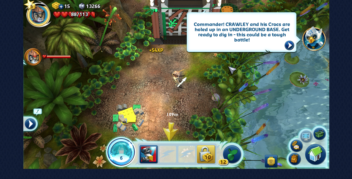 LEGO Legends of CHIMA Online: Diary Week 3