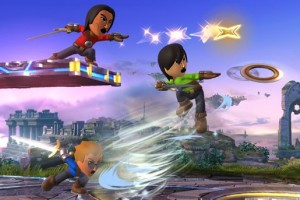 Super Smash Miis