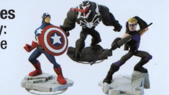 Spider-Man and Venom swing their way into Disney Infinity 2.0
