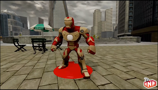 Let's play more Disney Infinity 2.0: Costumes and Powers