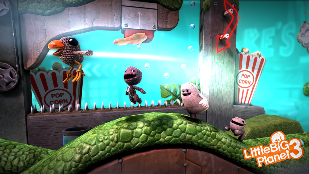 LittleBigPlanet 3′s new characters explained