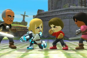mii-fighter