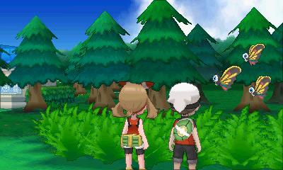 Pokémon Omega Ruby & Alpha Sapphire battle November 21st