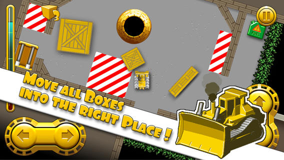iOS App of the Day: Puzzle Dozer