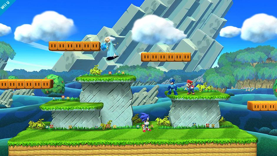 Super Smash Bros. Wii U will have a Mario stage
