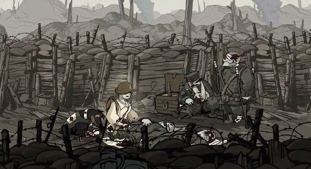 Let's Play Valiant Hearts with Family Gamer TV