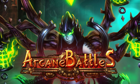 iOS App of the Day: Arcane Battles
